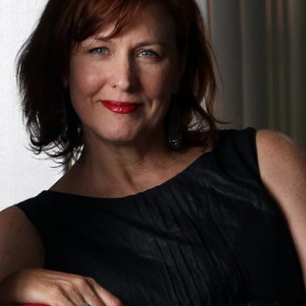 A Close up image of Lindy Hume, New Artistic Director of Ten Days'