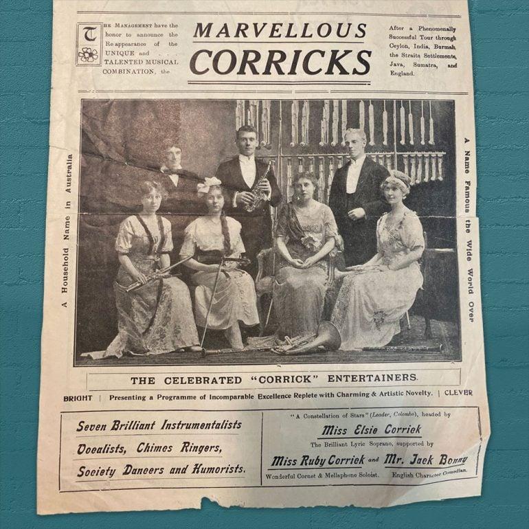 The Marvellous Corricks
