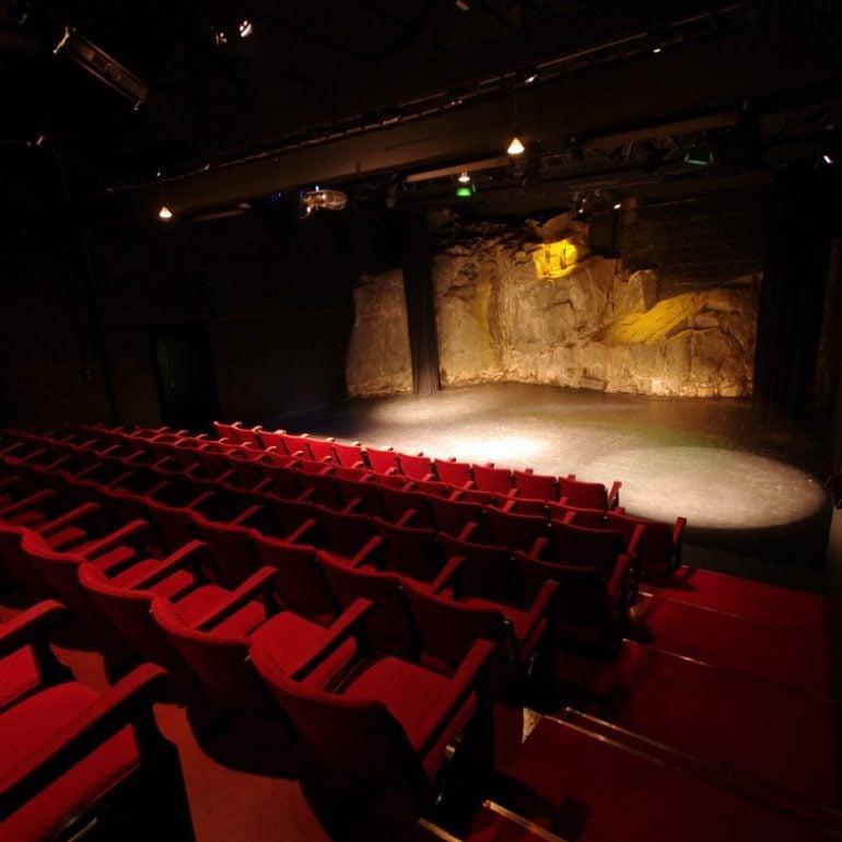 Peacock Theatre Image
