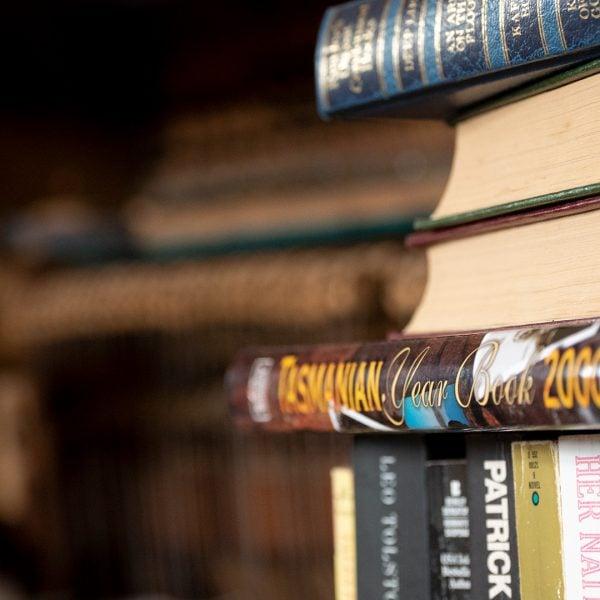 image of the Liffey Hall books