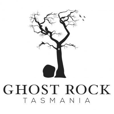 Ghost Rock Winery logo