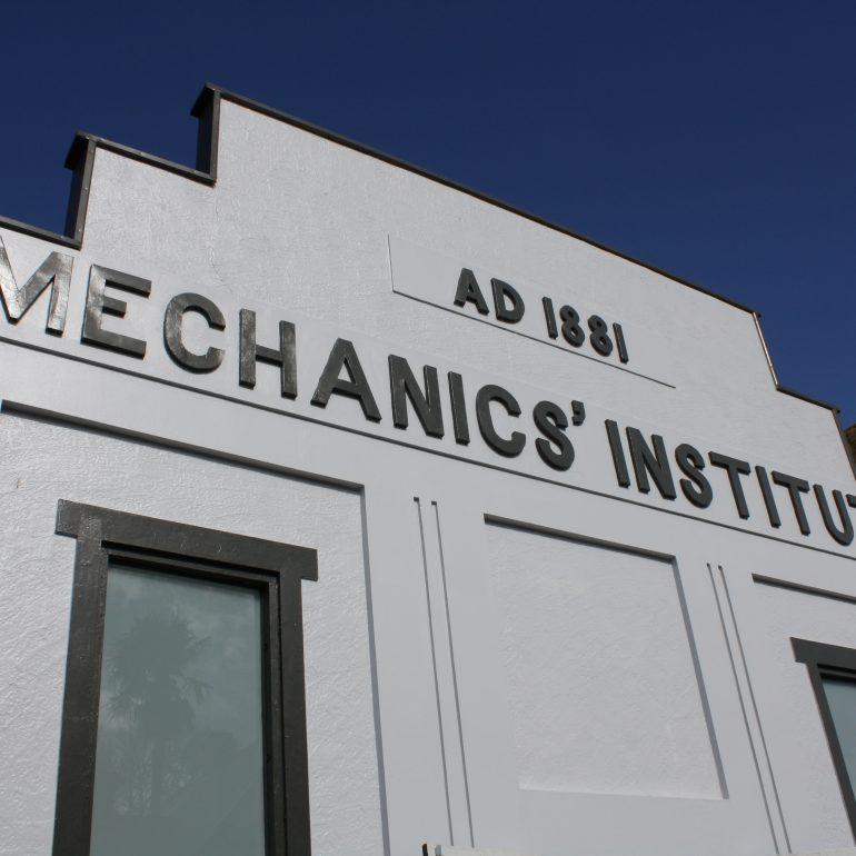 Scottsdale Mechanics' Institute