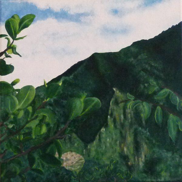 Stella Blackwell painting